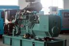 韩国大宇400kw柴油发电机组