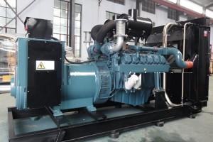 韩国大宇600kw柴油发电机组