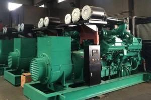 康明斯1500kw柴油发电机组