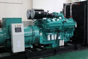 康明斯1100kw柴油发电机组