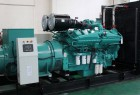 康明斯船用600kw柴油发电机组