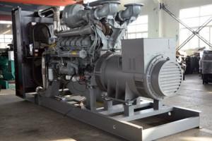 帕金斯1100kw柴油发电机组