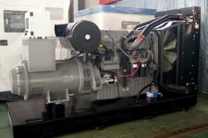 帕金斯100kw柴油发电机组