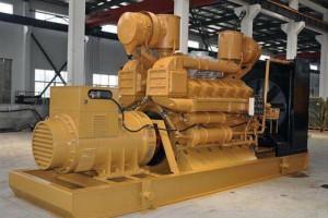 济柴1100kw柴油发电机组