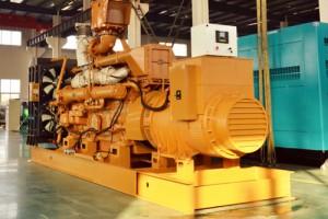 济柴700kw柴油发电机组