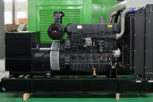 上柴120kw柴油发电机组