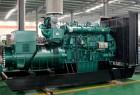 玉柴600kw柴油发电机组