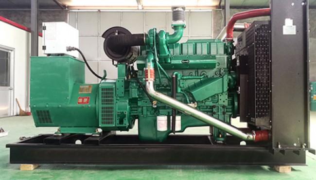 玉柴500kw柴油发电机组
