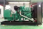 玉柴400kw柴油发电机组