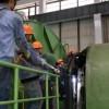 电力一公司完成#3发电机氢冷器在线清洗工作