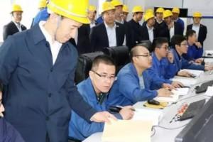 山西凯嘉能源集团公司董事长路斗恒深入煤层气发电公司调研
