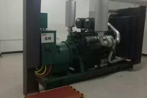 盛和世纪物业维保部将于9月17日进行启动柴油发电机试车工作