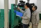 我局对市行政中心发电机组开展带负荷测试