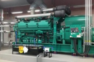 中小型船舶柴油发电机组的安装调试