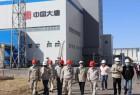 大唐五彩湾北一发电公司顺利通过项目竣工环保和超低排放验收评审会