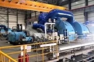 德龙印尼二期2*125MW凝汽式汽轮发电机组成功并网发电!