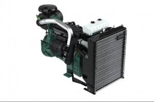沃尔沃遍达推出用于发电机组的全新D8发动机