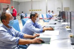 国泰发电公司#11锅炉水压试验一次成功