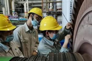 新疆克拉玛依发电公司:A修现场大讲堂
