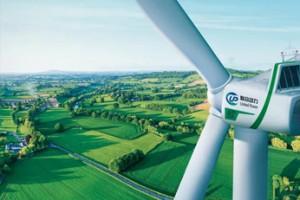 联合动力新一代4.8MW风机成功并网发电
