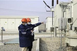阳信风电二期项目并网发电 新能源分公司保电价项目实现一年三投