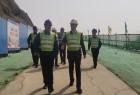 张卫兵在丹东垃圾焚烧发电项目开展安全环保监督检查