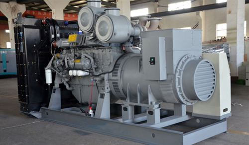 帕金斯350kw柴油发电机组