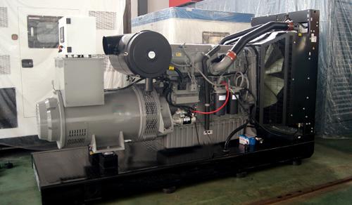帕金斯50kw柴油发电机组