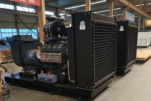 道依茨200kw柴油发电机组