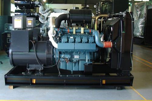 道依茨120kw柴油发电机组