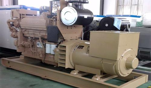康明斯船用400kw柴油发电机组
