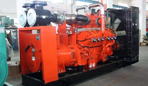 康明斯800kw燃气发电机组