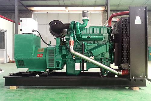 玉柴350kw柴油发电机组
