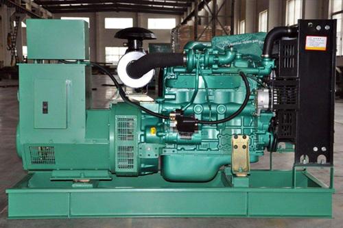 玉柴80kw柴油发电机组