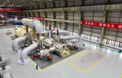 雷州调试项目部1号机组顺利通过168小时试运行