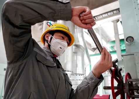 """石嘴山公司:发电二部集控三值的""""摘星之路"""""""