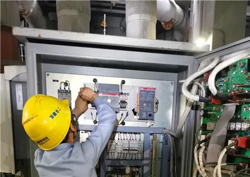 浙能台州第二发电仪控青年,带你走进启机现场