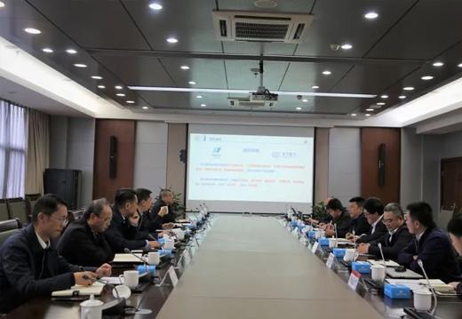 中国东方电气集团公司杨养庄一行拜访华电云南公司