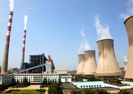 秦龙电力渭河发电提前开启春节保电保供热模式