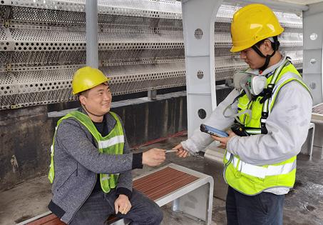 发电部着力提升采制计接卸现场优质服务水平
