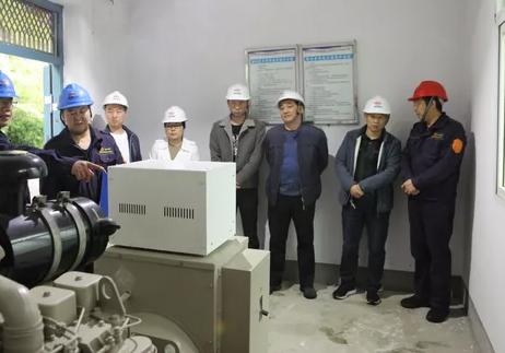 陕西水电二郎坝发电公司葫芦头电站 开展2021年防汛应急演练
