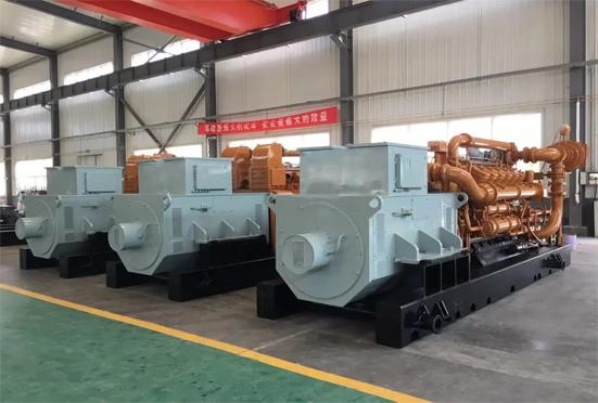 扬德环境中标海外油田伴生气发电项目